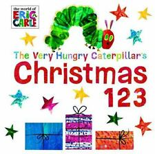 The Very Hungry Caterpillar's Christmas 123-ExLibrary