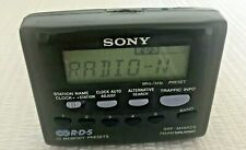 SONY RADIO WALKMAN SRF-M48 RDS