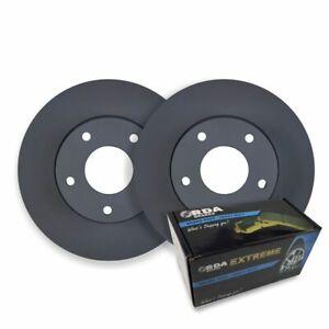 FRONT DISC BRAKE ROTORS + PADS for VW Touareg 3.2L 3.0TD 7L 7P *330mm* 2003-2018
