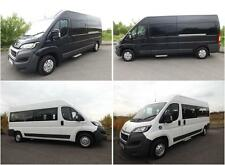 Fiat Ducato 9 Seat M1 IVA tested Wheelchair Access Bus