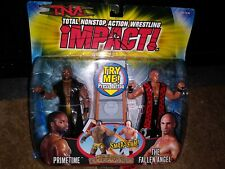 NEW MOC Marvel Toys TNA Impact Elix Skipper Christopher Daniels Action Figures