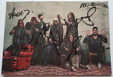 █▬█ Ⓞ ▀█▀ Ⓗⓞⓣ Helloween Ⓗⓞⓣ  Autogramm  Ⓗⓞⓣ  Autogrammkarte Pumpkins United Ⓗⓞⓣ