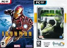 Ironman Iron Man & Hulk Nuevo Y Sellado