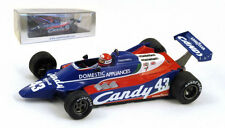 Spark s1885 TYRRELL 010 5th Canadian gp 1980-Mike thackwell, échelle 1/43,