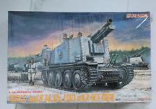 """DRAGON 1/35 WW II GERMAN """" GRILLE """" SD.KFZ. 138/1 AUSF. H W/ S.P.G. CREW 9004 FS"""