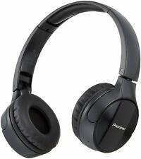 Pioneer Bluetooth 3.0 On Ear Wireless Stereo Headphone, Black (SE-MJ553BT-K)