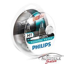 Philips X-tremeVision H1 bis zu 130% mehr Licht Halogenlampe 12258XV+S2 DUO 2 St