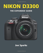 Jon Sparks-Nikon D3300 BOOK NEW