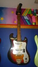Early Teisco Del Rey ? super early 60's Stratocaster copy Guitar