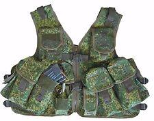 Russian camouflage VKBO Tactical Vest Assault SKALA Vest EMR Digital Flora camo