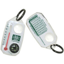 Sun Company TripleGage – Compass/ Thermometer/ Magnifier
