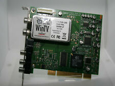 ✔️📺 WORKING - WINTV 26559 LF MULTI-PAL TV TUNER PCI CARD UK SELLER