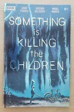 Something Is Killing The Children #1 Comic - Foil LCSD Variant Boom Comics