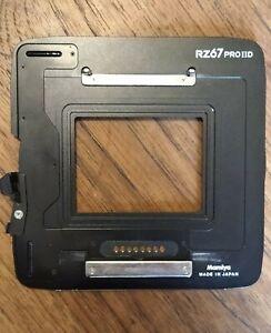 Mamiya HX701 RZ67 Pro IID Digital Back Adapter
