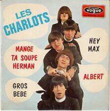 45 T EP  LES CHARLOTS  *MANGE TA SOUPE HERMAN*