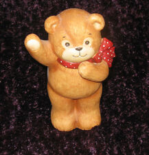 1979 Lucy & Me Bear Bank by Enesco Imports