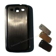Titanium Alloy Metal Ultra Thin Case For Samsung Galaxy S III ( Black )