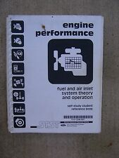 1994 Ford Engine Performance Fuel & Air Inlet System Theory Operation Manual  R