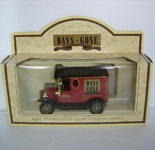 Lledo días GONE:: 1920 Modelo T Ford Van: Club De Coleccionistas Modelo 1990: DG6100a