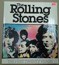 The Rolling Stones: The First Twenty Years-ExLibrary