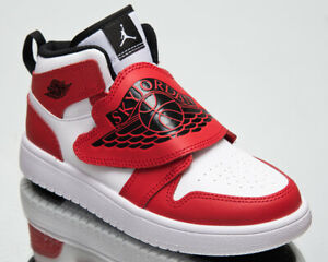 Jordan Sky 1 PS Younger Kids' Red White Black Casual Lifestyle Sneakers Shoes