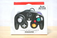 New Nintendo Switch Gamecube Controller Smash Bros. Black With Tracking Japan