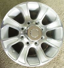 """16"""" 8 LUG ALUMINUM TRAILER WHEEL  8-LUG ON 6.5 INCHES JFT with REMOVABLE CENTER"""