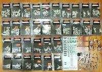 Huge Praetorian Multi-listing of Blisters MINT Metal collectors models RARE OOP