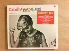 CD / CHIMENE BADI / CHIMENE GOSPEL & SOUL / NEUF SOUS CELLO