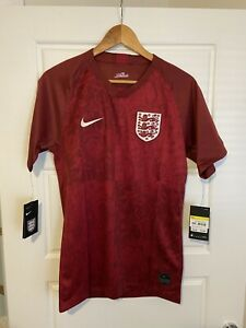 England Nike Away Jersey Small BNWT