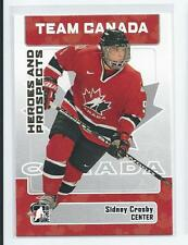 Sidney Crosby 2006-07 ITG Heroes and Prospects #147