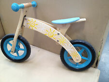 Plum Products Wooden Balance Bike Sun - Brand New and Boxed - Last One