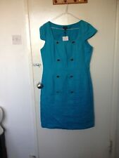 Unworn Turquoose dress from Hobbs