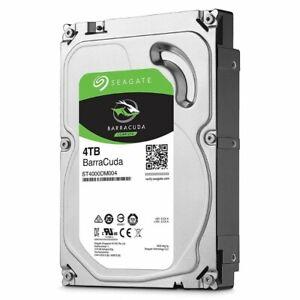HD INTERNO SEAGATE 4TB ST4000DM004 4 TB SATA-6Gb 5400 rpm 256MB, BarraCuda