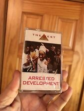 NEW / SEALED: THE BEST of ARRESTED DEVELOPMENT ~EMI~AUDIO Cassette: 1X Tape BIN!