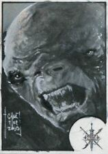 The Hobbit Battle Of Five Armies Sketch Card By Francois Chartier