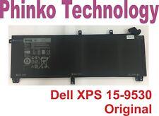 Original 61Wh Battery For Dell XPS 15 9530 Precision M3800 T0TRM
