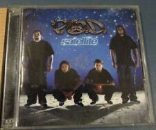 Satellite [Limited Edition 2 Discs CD + DVD] by P.O.D. - Complete - Very Good