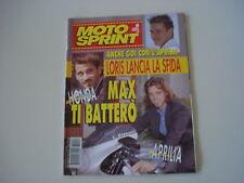 MOTOSPRINT 48/1996 VESPA ET4 125/KAWASAKI VN 1500 CLASSIC/TM CROSS 125 250