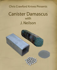 Canister Damascus with J. Neilson (Knifemaking DVD)