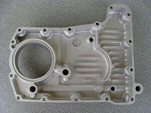 Glasgestrahlte Ölwanne Motordeckel Kawasaki Z 650