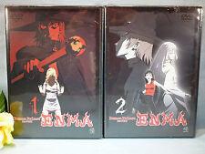 Demon Prince Enma Complete Collection Vol 1, Vol 2 plus Clear Box