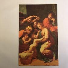 La Sainte Famille site de Francois The Saint Family Unposted Postcard