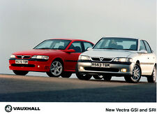 Vauxhall Vectra B Photo Collection 154 images inc GSi, SRi, ST200, ST 1995-2002
