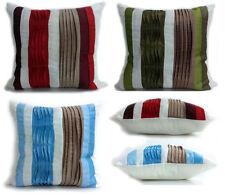 Coussins et galettes de sièges en soie pour la décoration de la chambre à coucher