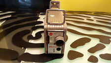 Kodak Brownie 8mm Film Camera II Poor Condition Untested