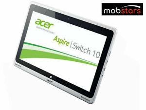 """Acer Aspire Switch 10 (SW5-014) 10.1"""" (64GB, Atom Quad-Core, 1.33GHz WIN 10 PRO!"""