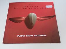 The Future Sound Of London Papa New Guinea Belgium 7 Inch