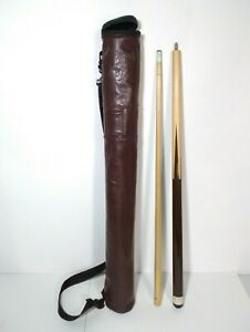 """Valhalla by Viking Pool Cue Stick 58.5"""" - 19 oz - 13mm VAL-010 w/ Carrying Case"""