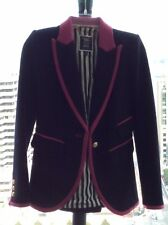 Juicy Couture Wool Blazer (Women's Sz 0)